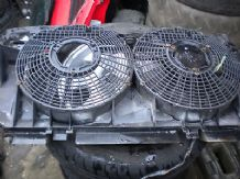 peugeot 205 1.9 1900 gti cooling fan and housing